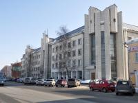 Нижний Новгород, улица Нижневолжская набережная, дом 2. поликлиника