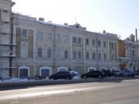 Нижний Новгород, улица Нижневолжская набережная, дом 13. многоквартирный дом