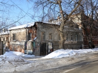 Нижний Новгород, улица Гоголя, дом 12. многоквартирный дом