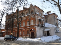 Нижний Новгород, улица Гоголя, дом 14. многоквартирный дом