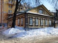 Нижний Новгород, улица Гоголя, дом 19. памятник архитектуры Дом А.А. Никитина