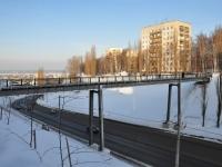 Нижний Новгород, улица Заломова, дом 7. многоквартирный дом