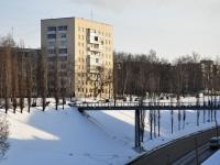 Nizhny Novgorod, Zalomov st, house 11. Apartment house
