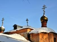Nizhny Novgorod, temple ПОХВАЛЫ ПРЕСВЯТОЙ БОГОРОДИЦЫ, Zalomov st, house 21А