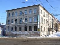 Нижний Новгород, улица Новая, дом 59. офисное здание