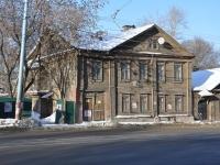 Нижний Новгород, улица Белинского, дом 78. многоквартирный дом