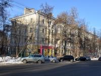 Нижний Новгород, улица Белинского, дом 106Б. многоквартирный дом