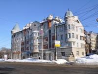 Нижний Новгород, улица Воровского, дом 26. многоквартирный дом