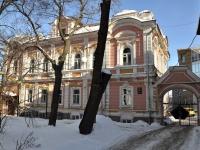 Нижний Новгород, Крутой переулок, дом 8. многоквартирный дом