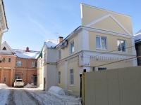 Нижний Новгород, Крутой переулок, дом 11Б. многоквартирный дом