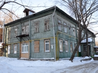 Nizhny Novgorod, Pochainskaya st, house 27А. Apartment house