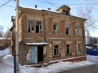 Nizhny Novgorod, Pochtovy s'ezd st, house 17. vacant building