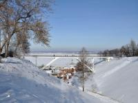 Nizhny Novgorod, Pochtovy s'ezd st, bridge