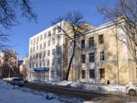 Nizhny Novgorod, technical school НИЖЕГОРОДСКИЙ АВТОТРАНСПОРТНЫЙ ТЕХНИКУМ, Ashkhabadskaya st, house 8Б