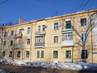 Nizhny Novgorod, Nevzorovykh st, house 27. Apartment house