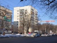 Нижний Новгород, улица Ванеева, дом 5. многоквартирный дом