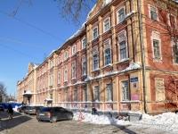Nizhny Novgorod, hostel Нижегородского государственного технического университета им. Р.Е. Алексеева, №2, Lyadov sq, house 2