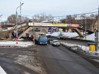 Нижний Новгород, улица Окский съезд, мост