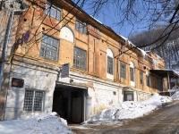 Nizhny Novgorod, Garshin alley, house 4. office building