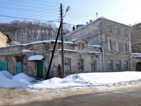 Nizhny Novgorod, Melnichny alley, house 1. Apartment house