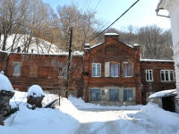 Nizhny Novgorod, Melnichny alley, house 3Ж. Apartment house