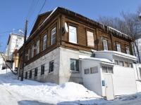 Нижний Новгород, Мельничный переулок, дом 5. многоквартирный дом