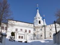 Нижний Новгород, монастырь БЛАГОВЕЩЕНСКИЙ МУЖСКОЙ МОНАСТЫРЬ, Мельничный переулок, дом 7А
