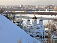 Нижний Новгород, Мельничный переулок, дом 7В. собор БЛАГОВЕЩЕНСКИЙ