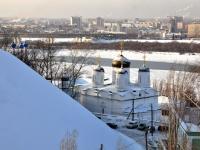 下諾夫哥羅德, 大教堂 БЛАГОВЕЩЕНСКИЙ, Melnichny alley, 房屋 7В