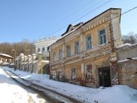 Нижний Новгород, Мельничный переулок, дом 9. многоквартирный дом