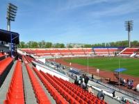 Нижний Новгород, стадион ЛОКОМОТИВ, Балаклавский переулок, дом 1