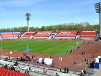 Nizhny Novgorod, sport stadium ЛОКОМОТИВ, Balaklavsky alley, house 1