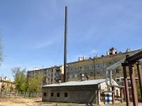 Нижний Новгород, улица Войкова, котельная