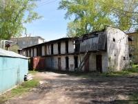Nizhny Novgorod, Voykov str, vacant building