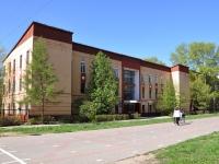 Нижний Новгород, улица Должанская, дом 6А. школа НАШ-1, Нижегородская Автомобильная Школа