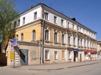 Нижний Новгород, улица Канавинская, дом 3. многоквартирный дом