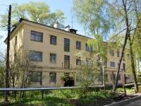 Нижний Новгород, улица Климовская, дом 86. многоквартирный дом