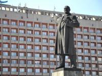 Нижний Новгород, площадь Ленина. памятник В.И. Ленину