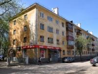 Нижний Новгород, улица Напольно-Выставочная, дом 11. многоквартирный дом