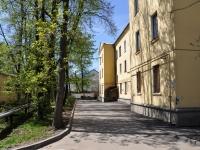 Нижний Новгород, улица Обухова, дом 34. многоквартирный дом