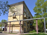 Nizhny Novgorod, Obukhov st, house 49А. Apartment house