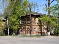 Нижний Новгород, улица Октябрьской Революции, дом 16. многоквартирный дом