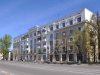 Нижний Новгород, улица Октябрьской Революции, дом 60. многоквартирный дом