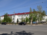 Нижний Новгород, улица Октябрьской Революции, дом 66В. родильный дом №4