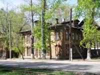 Нижний Новгород, улица Анри Барбюса, дом 19. многоквартирный дом