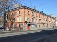 Нижний Новгород, улица Совнаркомовская, дом 38. многоквартирный дом