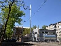Нижний Новгород, улица Чкалова. котельная