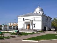 Нижний Новгород, проезд Ярмарочный, дом 10 к.3. подворье