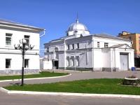 Нижний Новгород, проезд Ярмарочный, дом 10 к.4. подворье
