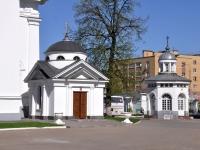 Нижний Новгород, проезд Ярмарочный, дом 10 к.5. часовня